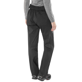 Black Diamond Stormline Spodnie Kobiety czarny